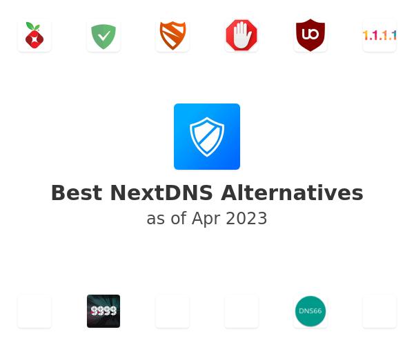 Best NextDNS Alternatives