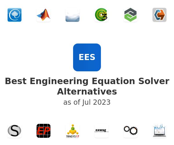 Best Engineering Equation Solver Alternatives