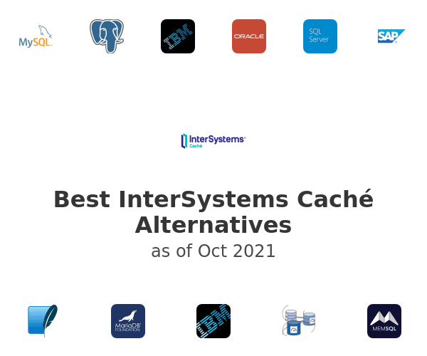 Best InterSystems Cache Alternatives
