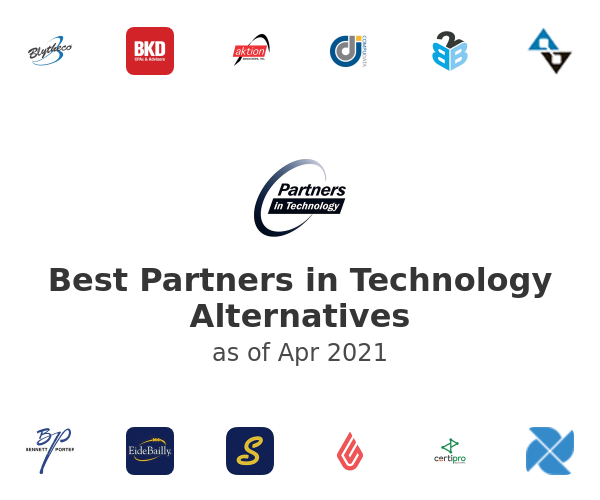 Best Partners in Technology Alternatives