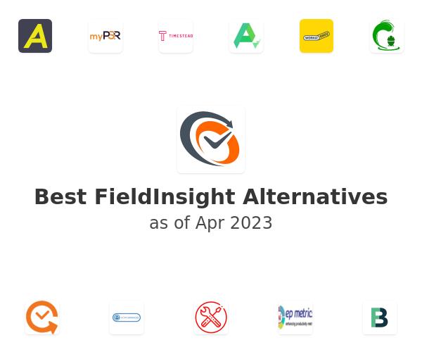 Best FieldInsight Alternatives