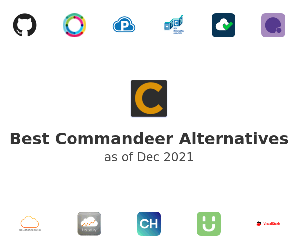 Best Commandeer Alternatives