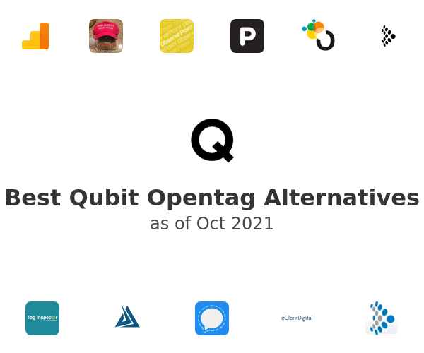 Best Qubit Opentag Alternatives