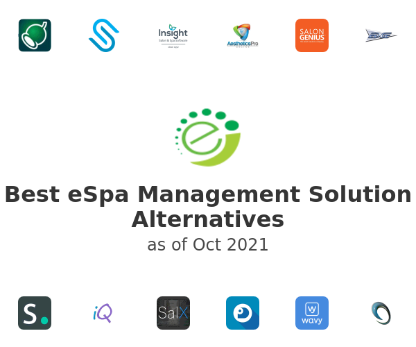 Best eSpa Management Solution Alternatives