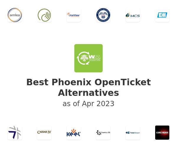 Best Phoenix OpenTicket Alternatives