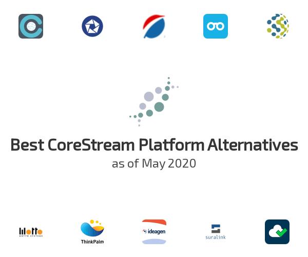 Best CoreStream Platform Alternatives