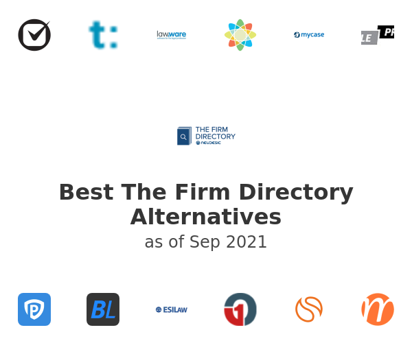 Best The Firm Directory Alternatives
