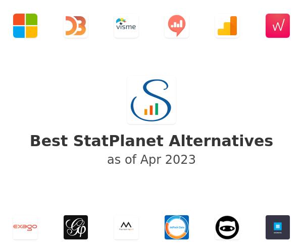Best StatPlanet Alternatives