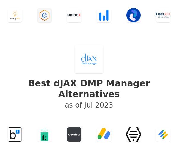 Best dJAX DMP Manager Alternatives