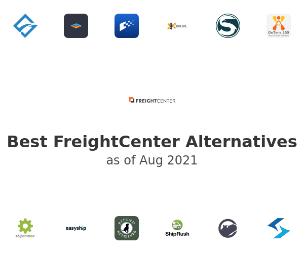Best FreightCenter Alternatives