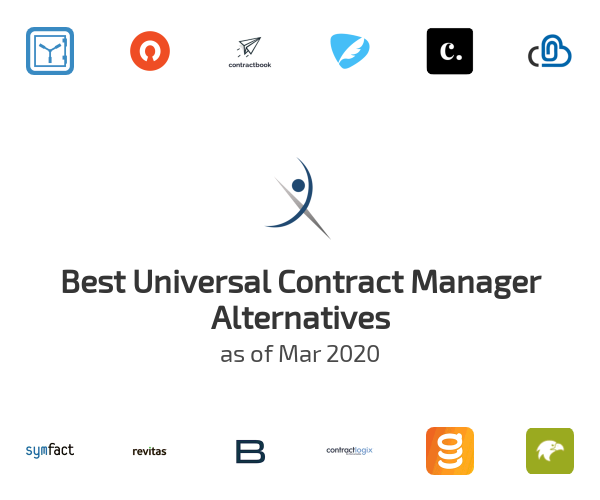 Best Universal Contract Manager Alternatives