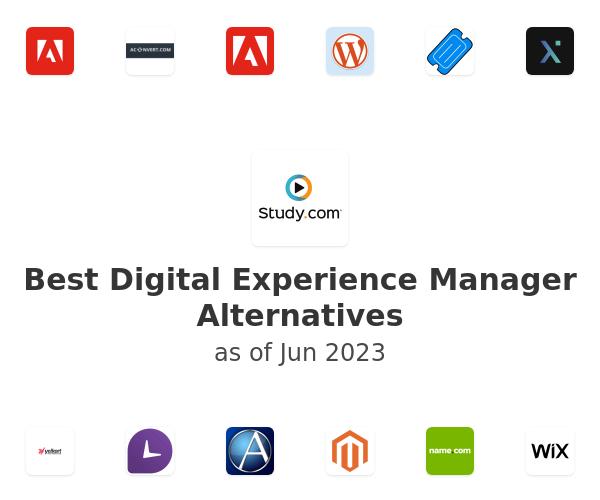 Best Digital Experience Manager Alternatives