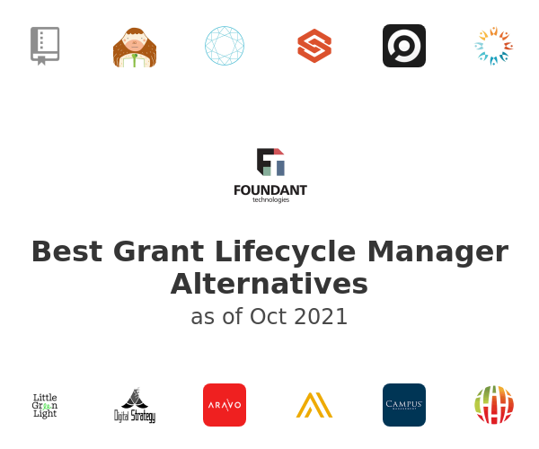 Best Grant Lifecycle Manager Alternatives