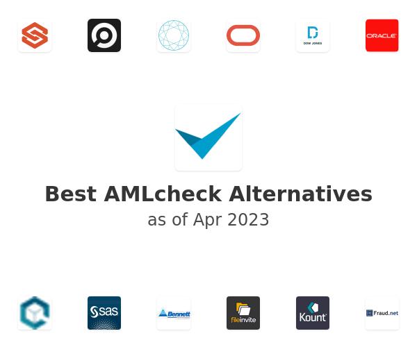 Best AMLcheck Alternatives