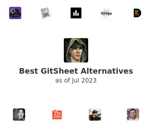 Best GitSheet Alternatives