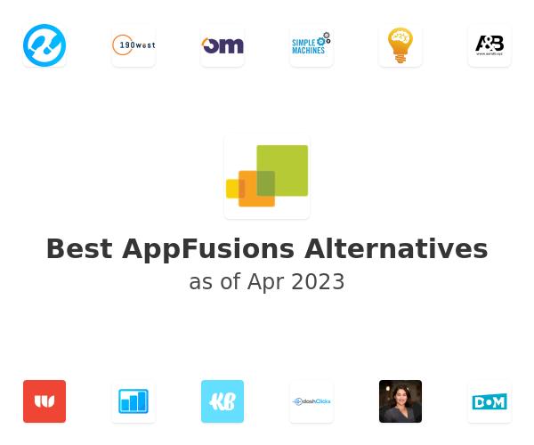 Best AppFusions Alternatives