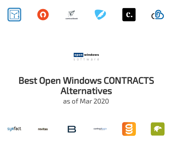 Best Open Windows CONTRACTS Alternatives