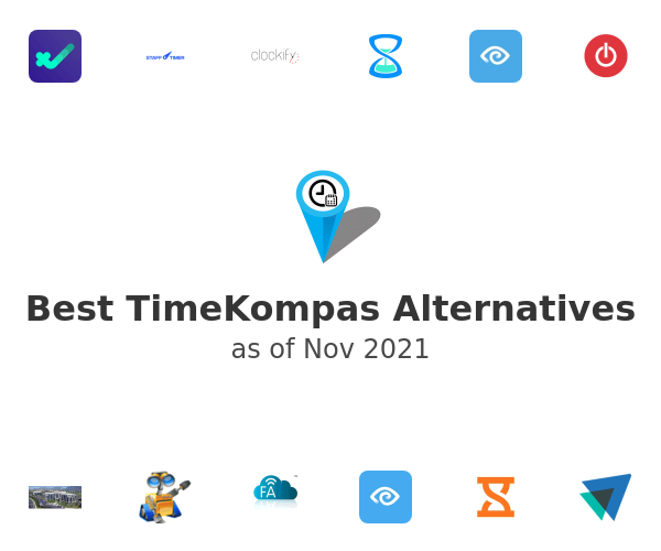 Best TimeKompas Alternatives