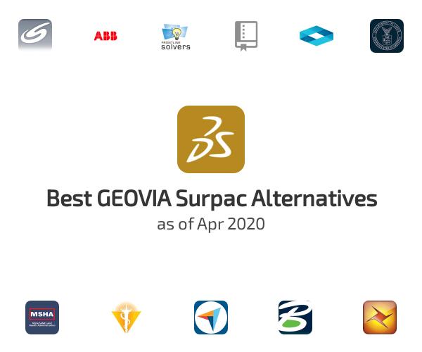 Best GEOVIA Surpac Alternatives
