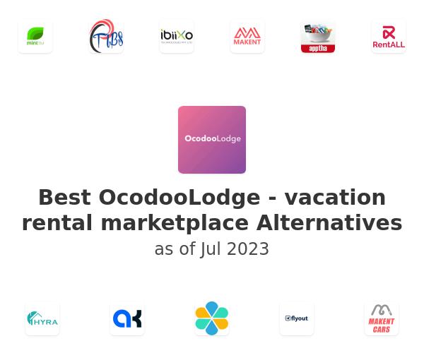 Best OcodooLodge - vacation rental marketplace Alternatives
