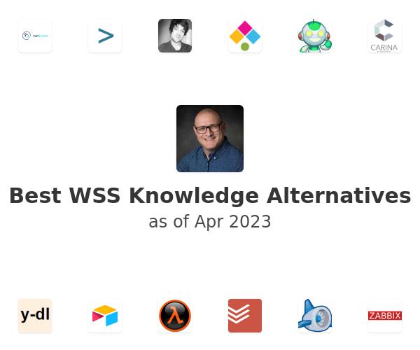 Best WSS Knowledge Alternatives