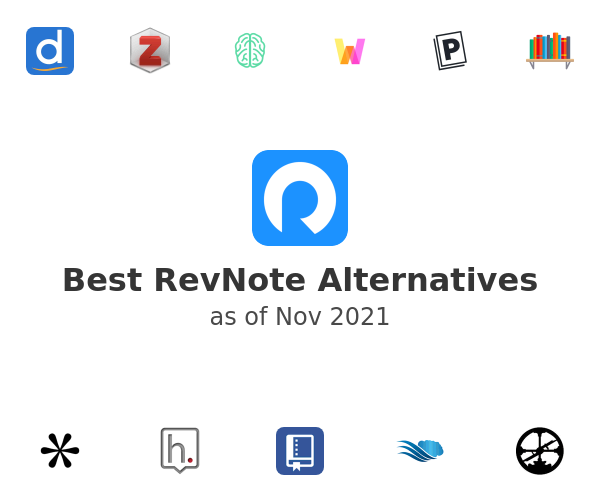 Best RevNote Alternatives