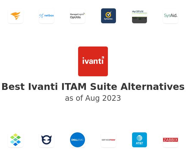 Best Ivanti ITAM Suite Alternatives