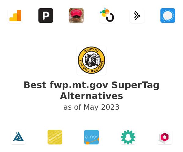 Best fwp.mt.gov SuperTag Alternatives