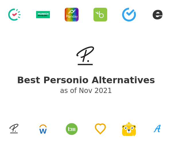 Best Personio Alternatives