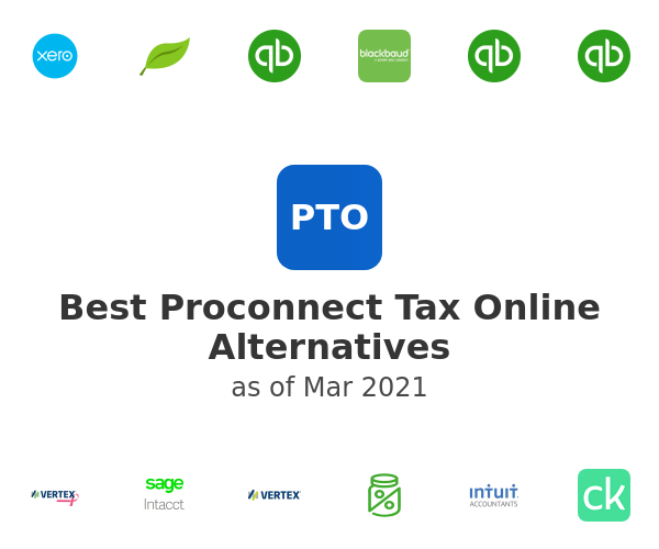 Best Proconnect Tax Online Alternatives