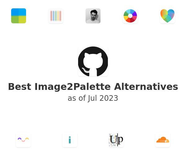 Best Image2Palette Alternatives