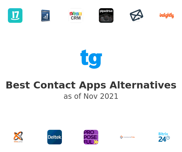 Best Contact Apps Alternatives