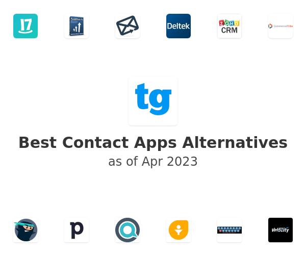 Best Contact Apps Alternatives