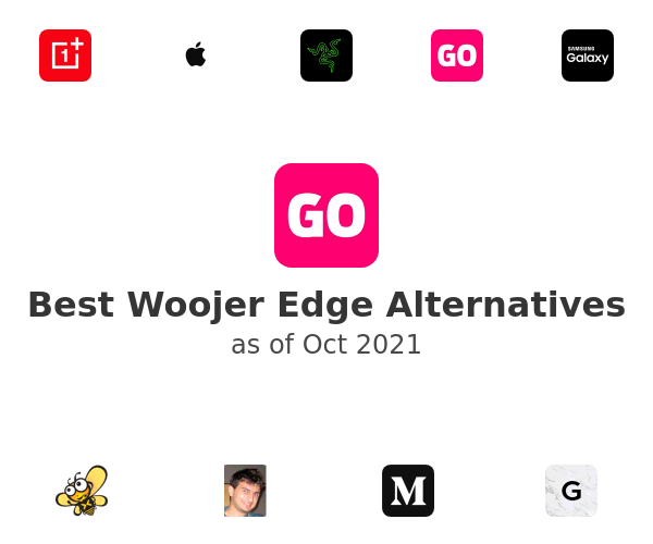 Best Woojer Edge Alternatives