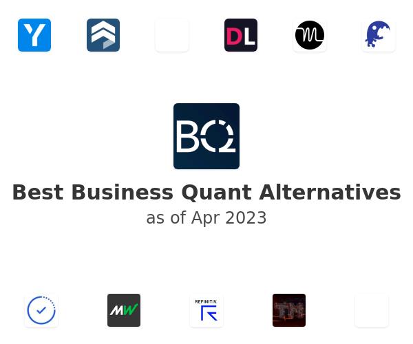 Best Business Quant Alternatives