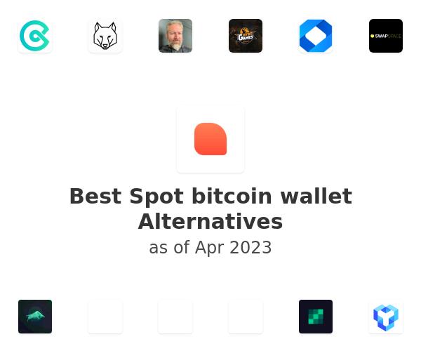 Best Spot bitcoin wallet Alternatives