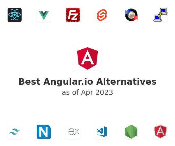 Best Angular.io Alternatives