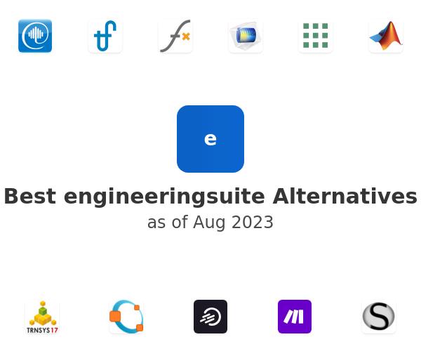 Best engineeringsuite Alternatives
