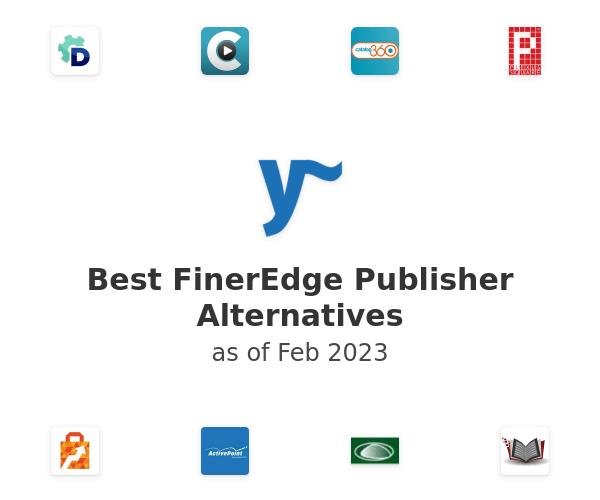 Best FinerEdge Publisher Alternatives