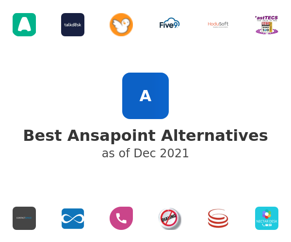 Best Ansapoint Alternatives