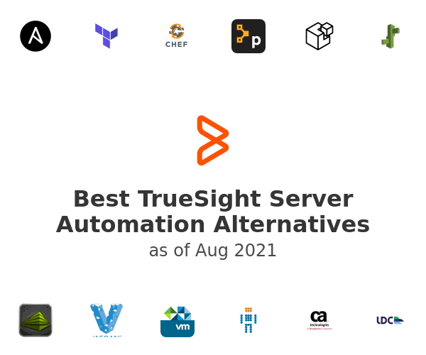 Best TrueSight Server Automation Alternatives