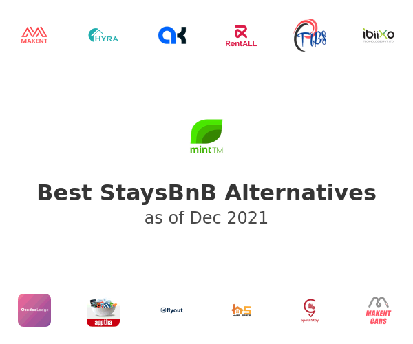 Best StaysBnB Alternatives