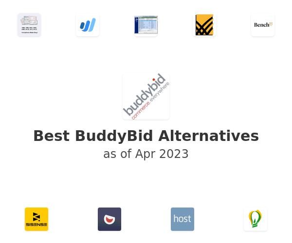 Best BuddyBid Alternatives