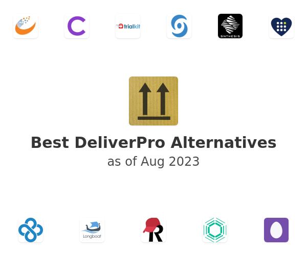 Best DeliverPro Alternatives