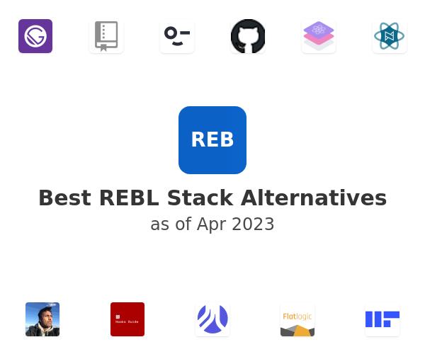 Best REBL Stack Alternatives