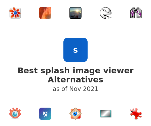 Best splash image viewer Alternatives