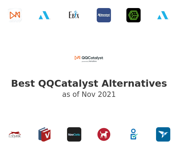 Best QQCatalyst Alternatives