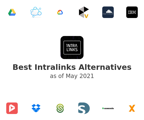 Best Intralinks Alternatives