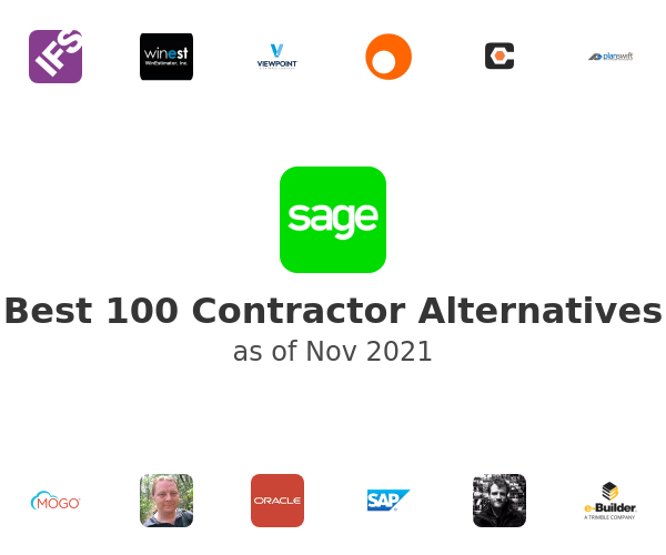 Best 100 Contractor Alternatives