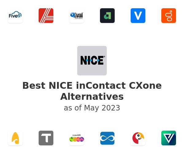 Best NICE inContact CXone Alternatives